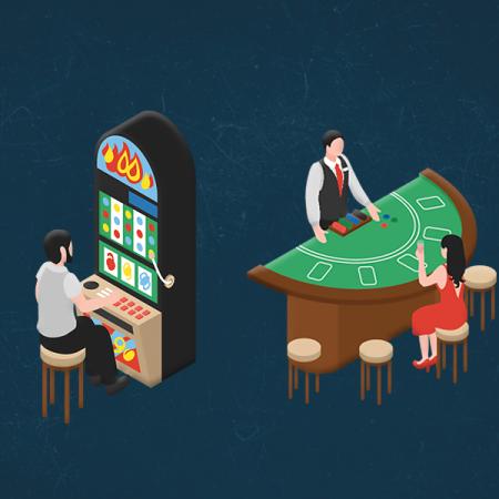 Casinokurs for nybegynnere
