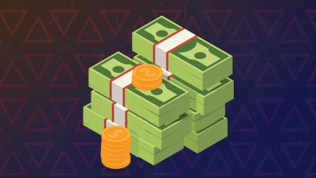 Innskudd og uttak på casino